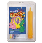 Balloon Magic Figure Tying Kit