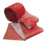 Bling Wrap Red 4.75in x 10yd