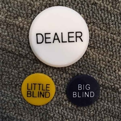 poker dealer button sets