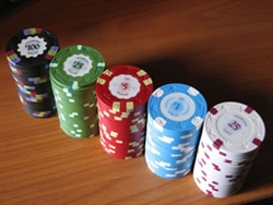 Protege Clay Poker Chips