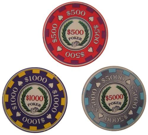 Poker chips tricks video