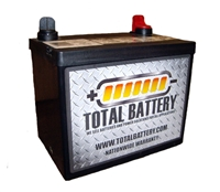 Total Battery - 11U1L U1 350CCA Lawn & Garden Battery
