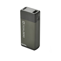 GOAL ZERO FLIP 20 POWER BANK CHARCOAL GREY
