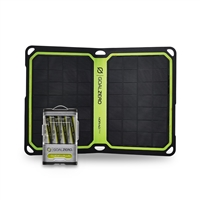 GOAL ZERO GUIDE 10 PLUS + NOMAD 7 PLUS SOLAR KIT