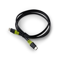 GOAL ZERO USB-C TO USB-C CONNECTOR CABLE 39 INCH