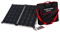 ARM-100FL 100 WATT FOLDING SOLAR KIT
