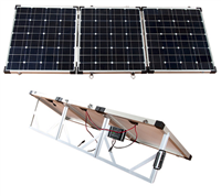 ARM-200FL 200 WATT FOLDING SOLAR KIT