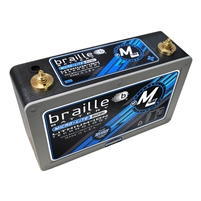 BRAILLE B128L-M6 MICROLITE (M6 Stud)  LITHIUM BATTERY 1698 PCA