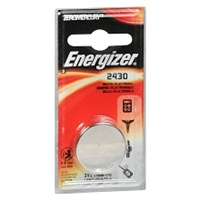 Energizer ECR2430 Coin Cell Battery