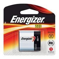 Energizer 223 Advanced Photo Lithium Battery