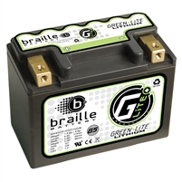 BRAILLE G5 - GreenLite lithium battery 197 PCA
