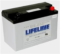 Lifeline GPL-1400T RV Recreational Vehicle Battery