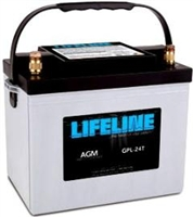 Lifeline GPL-24T Marine & RV Battery