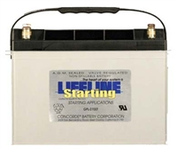 Lifeline GPL-2700T Marine & RV Battery