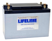 Lifeline GPL-31T-2V AGM Marine & RV Battery