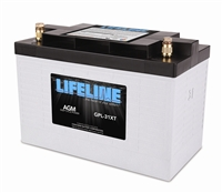 Lifeline GPL-31XT Marine & RV Battery