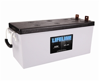 Lifeline GPL-4DL AGM Marine & RV Battery