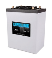 Lifeline GPL-6CT-2V AGM Marine & RV Battery