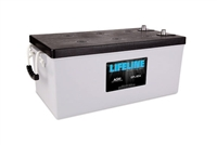 Lifeline GPL-8DA AGM Marine & RV Battery