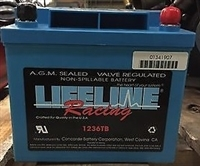 LIFELINE RACING BATTERY LL1236TB