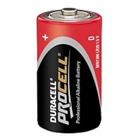 Duracell Pro Cell Alkaline D PC1300 12 pack