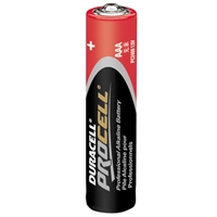 Duracell Pro Cell Alkaline AAA PC2400 24 PACK