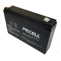 PKCell PK670 Sealed Lead Acid Battery