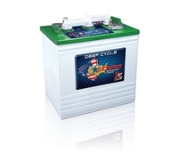 US Battery US 125 XC2 6V Deep Cycle Battery