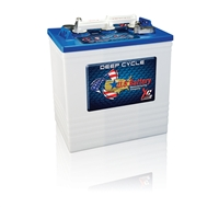 US Battery US 145 6V Deep Cycle Battery