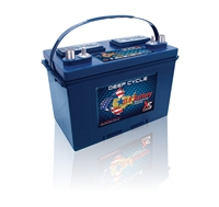 US Battery US 27 DC XC Deep Cycle Battery