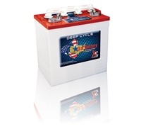 US Battery US 8VGC Deep Cycle Battery
