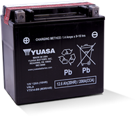 YTX14-BS POWERSPORT AGM BATTERY
