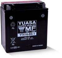 YTX16-BS-1 POWERSPORT AGM BATTERY