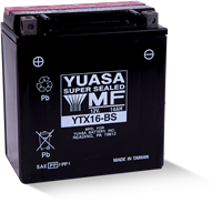 YTX16-BS POWERSPORT AGM BATTERY