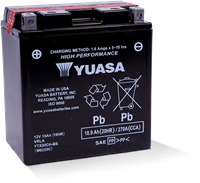 YTX20CH-BS POWERSPORT AGM BATTERY