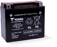 YTX20H-BS POWERSPORT AGM BATTERY