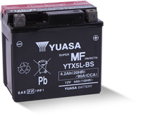 YTX5L-BS POWERSPORT AGM BATTERY