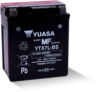YTX7L-BS POWERSPORT AGM BATTERY