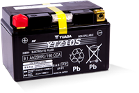 YTZ10S POWERSPORT AGM BATTERY