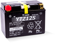 YTZ12S POWERSPORT AGM BATTERY