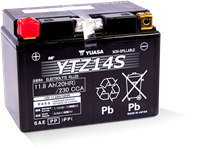 YTZ14S POWERSPORT AGM BATTERY