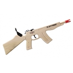 Jr. AK-47 Combat Rifle Rubberband Gun