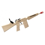 Jr. M-16 Marauder Rifle Rubberband Gun