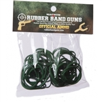 Size 30 (Green, 1-oz bag) Ammunition Rubber Bands