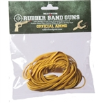 Size 33 (Yellow, 1-oz bag) Ammunition Rubber Bands