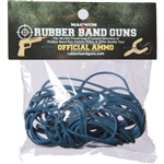 Size 125 (Blue, 1-oz bag) Ammunition Rubber Bands