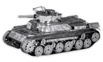 Metal Earth Chi Ha Tank Steel Model Kit