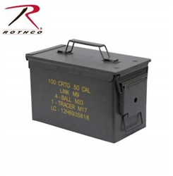 .50 cal Ammo Can - New