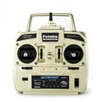 Futaba 4YF Transmitter – 4-Channel FHSS RC Radio System