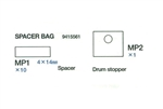 RC Spacer Bag:  56007